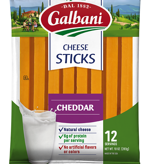 Cheddar Snack Cheese