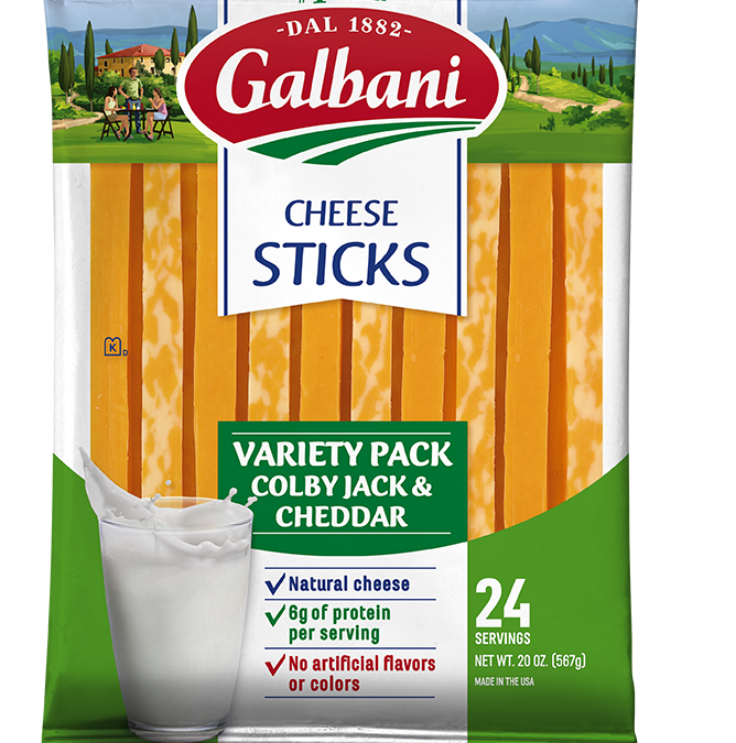 Stick Cheese Variety Pack