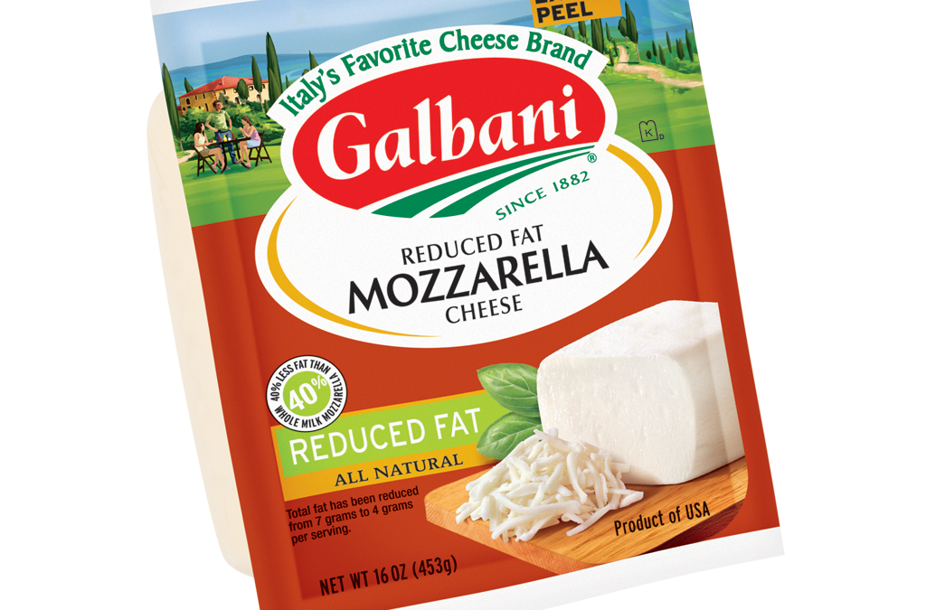 Reduced Fat Mozzarella