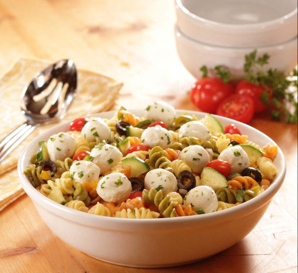 Fresh Italian Summer Pasta SaladGalbani Cheese Authentic