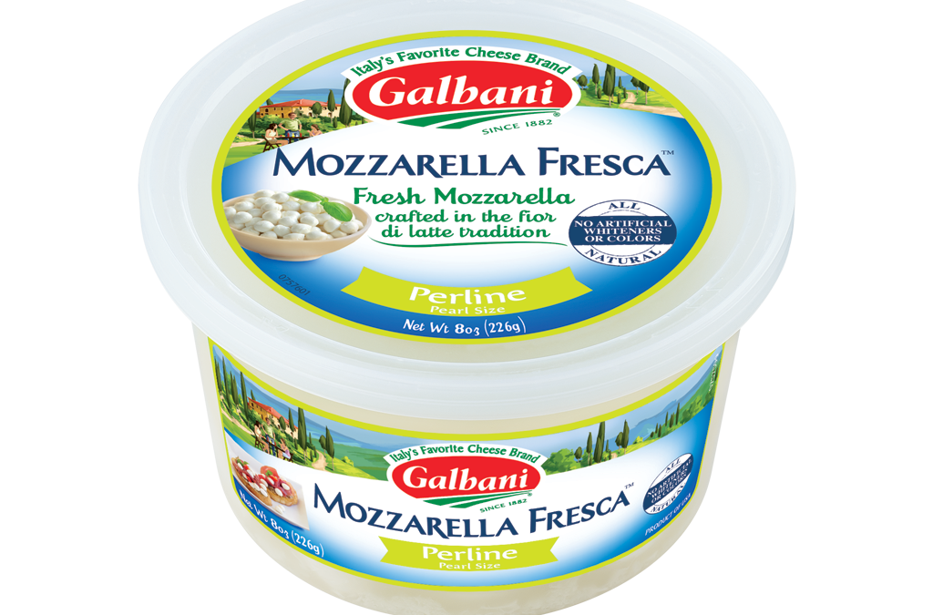 Fresh Mozzarella Perline