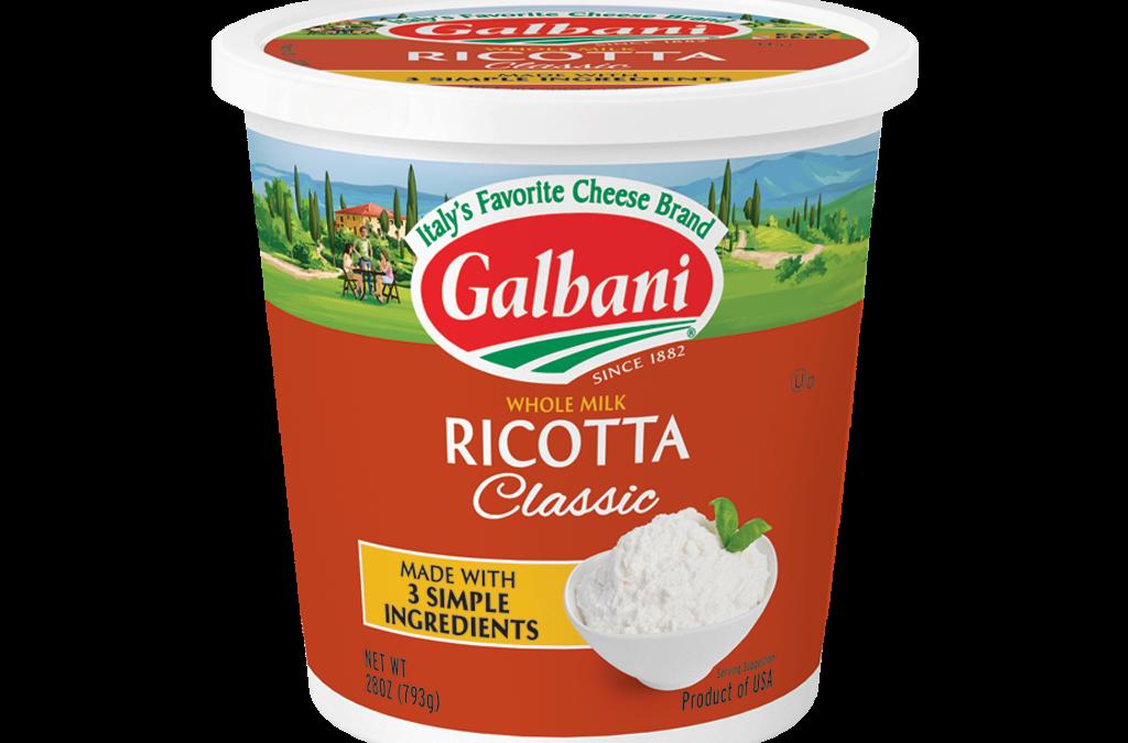 Classic Ricotta