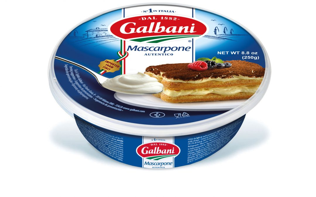 Mascarpone Imported Italian