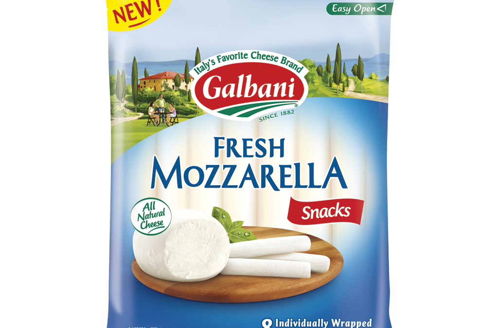 Fresh Mozzarella String Snacks