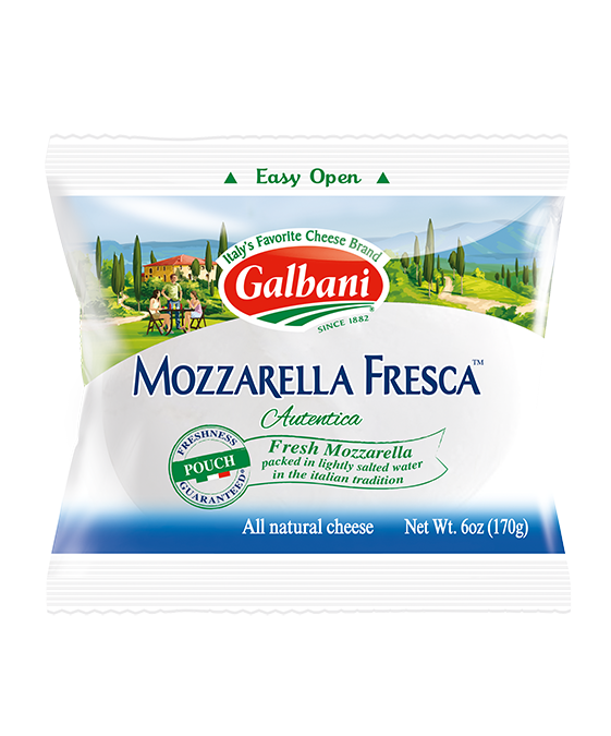 Fresh Mozzarella Pouch