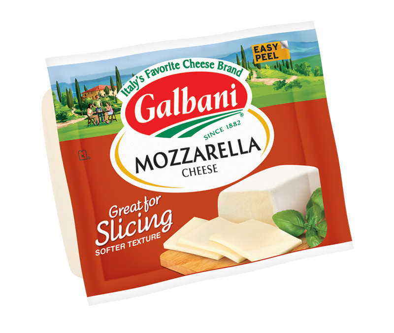 Mozzarella Great for Slicing