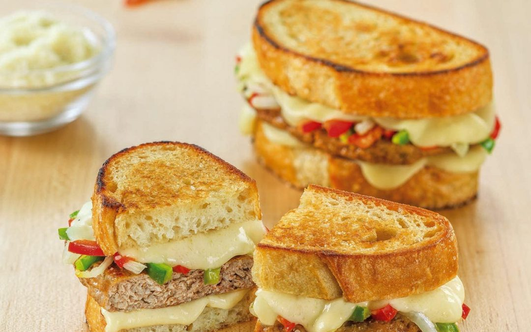 Italian Classic Grilled Cheese