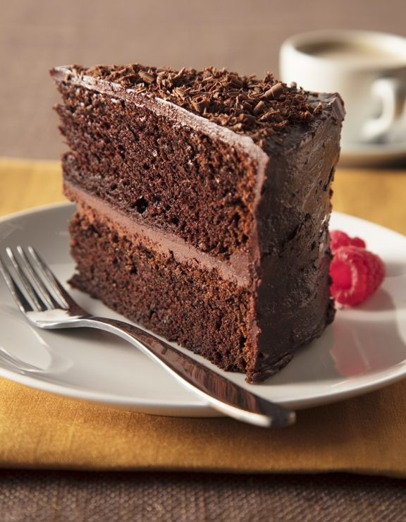 Chocolate Bowl Cake