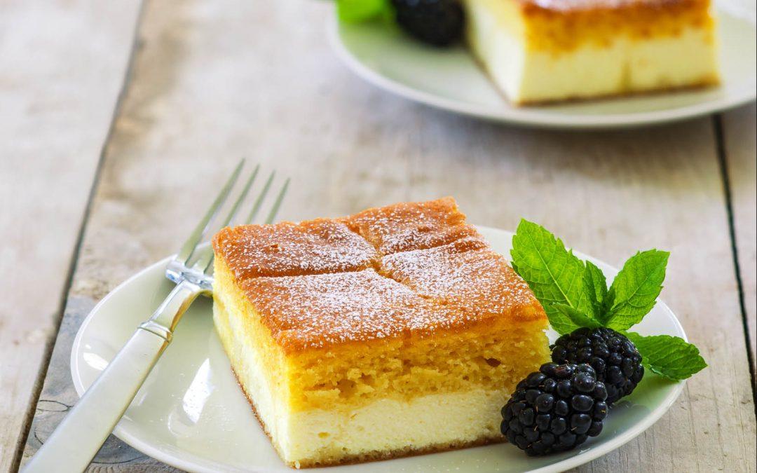 Italian Yellow Cake