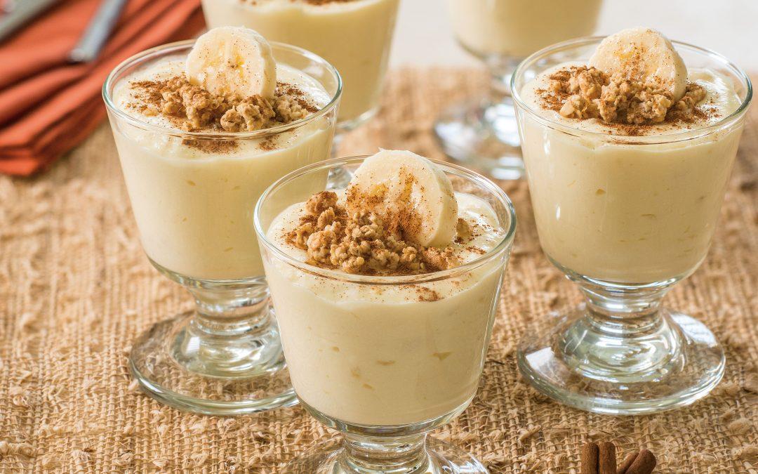 Ricotta Banana Pudding
