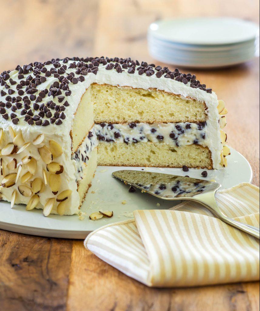 Cassata Cake Galbani Cheese Authentic Italian Cheese