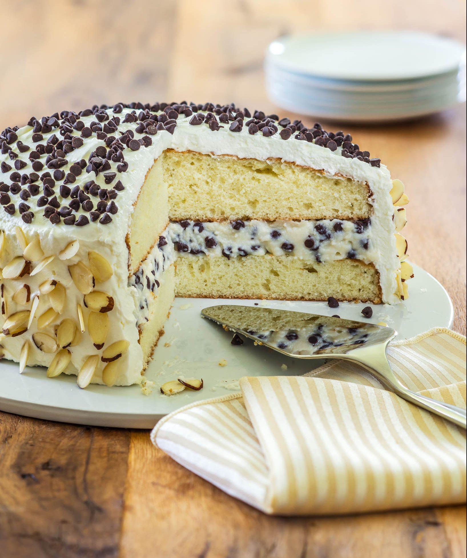 Cassata Cake | Galbani Cheese | Authentic Italian Cheese