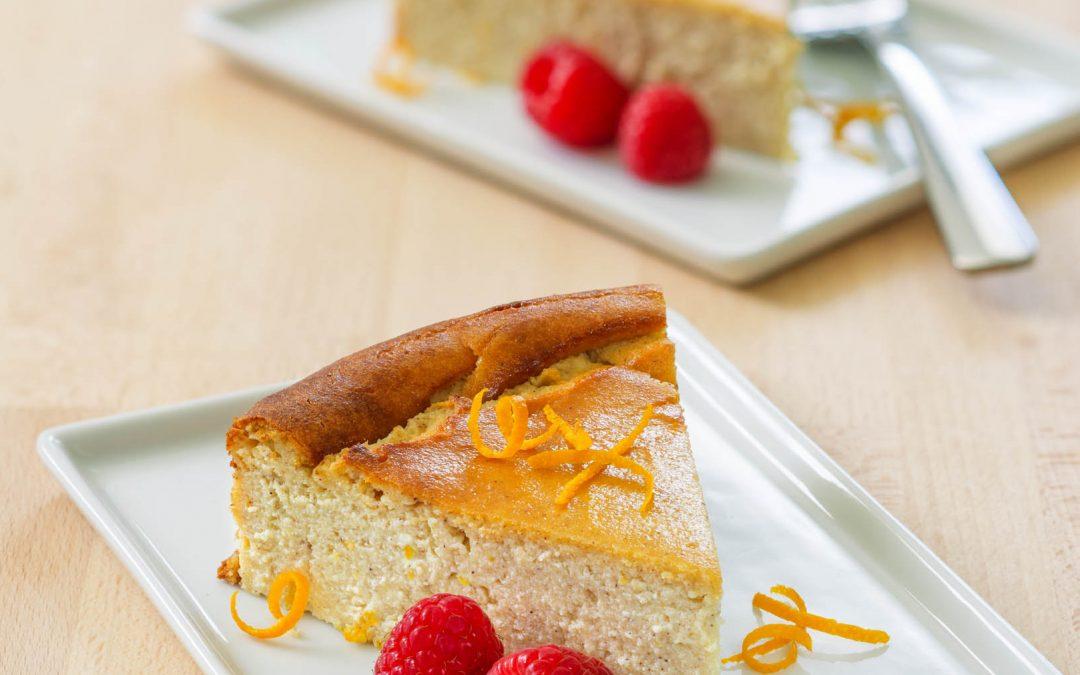 Tuscan Ricotta Cheesecake