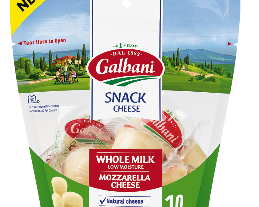 Whole Milk Mozzarella Snack Cheese
