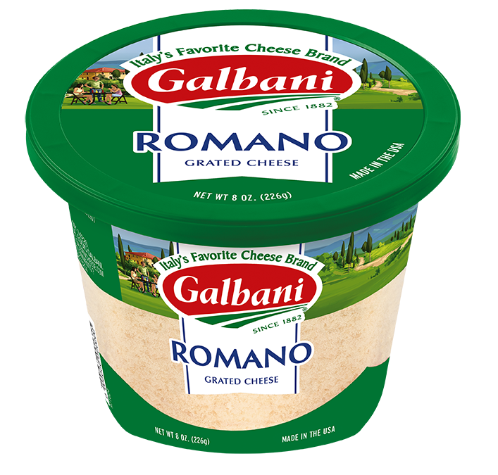Grated Romano