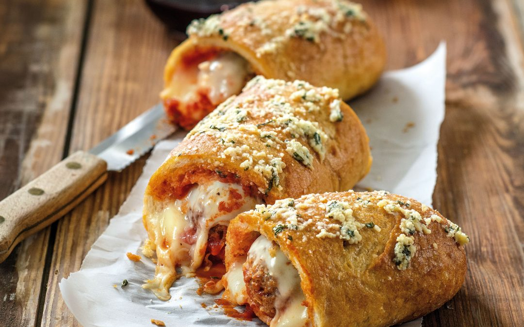 The Best Meatball Sub Ever