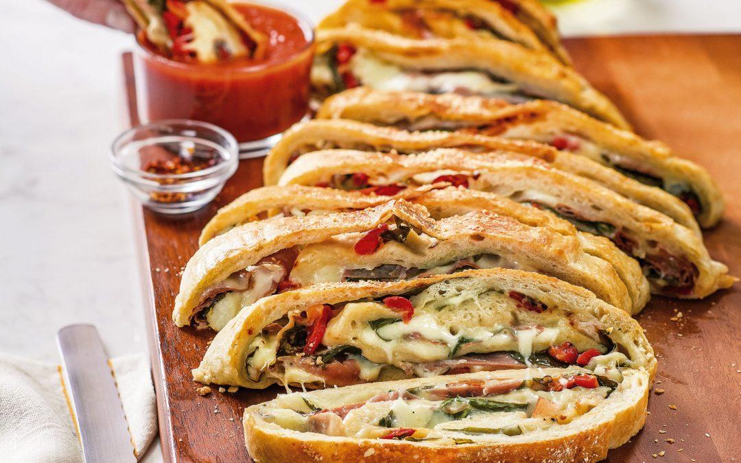Italian Stromboli