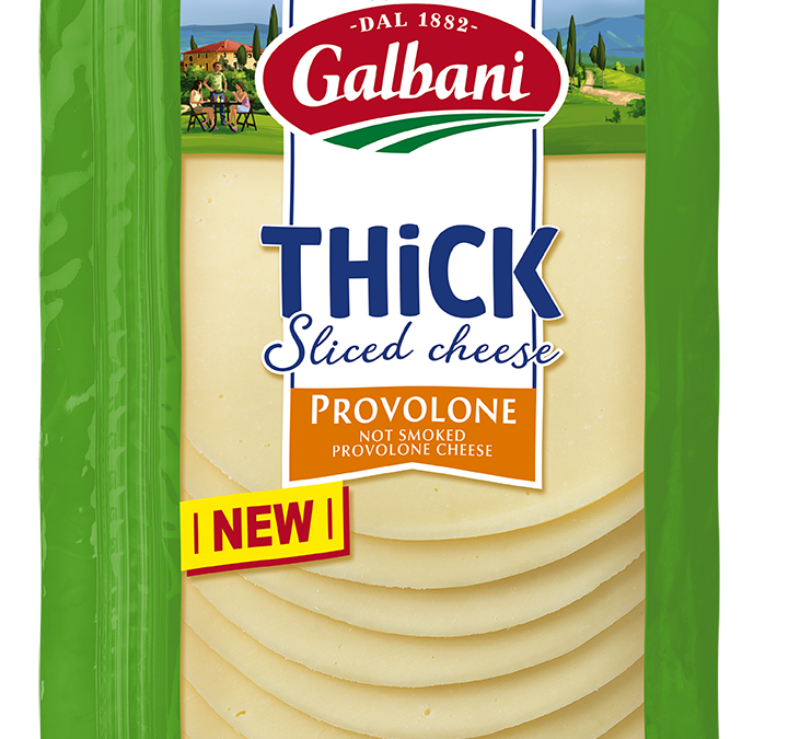 Thick Sliced Provolone