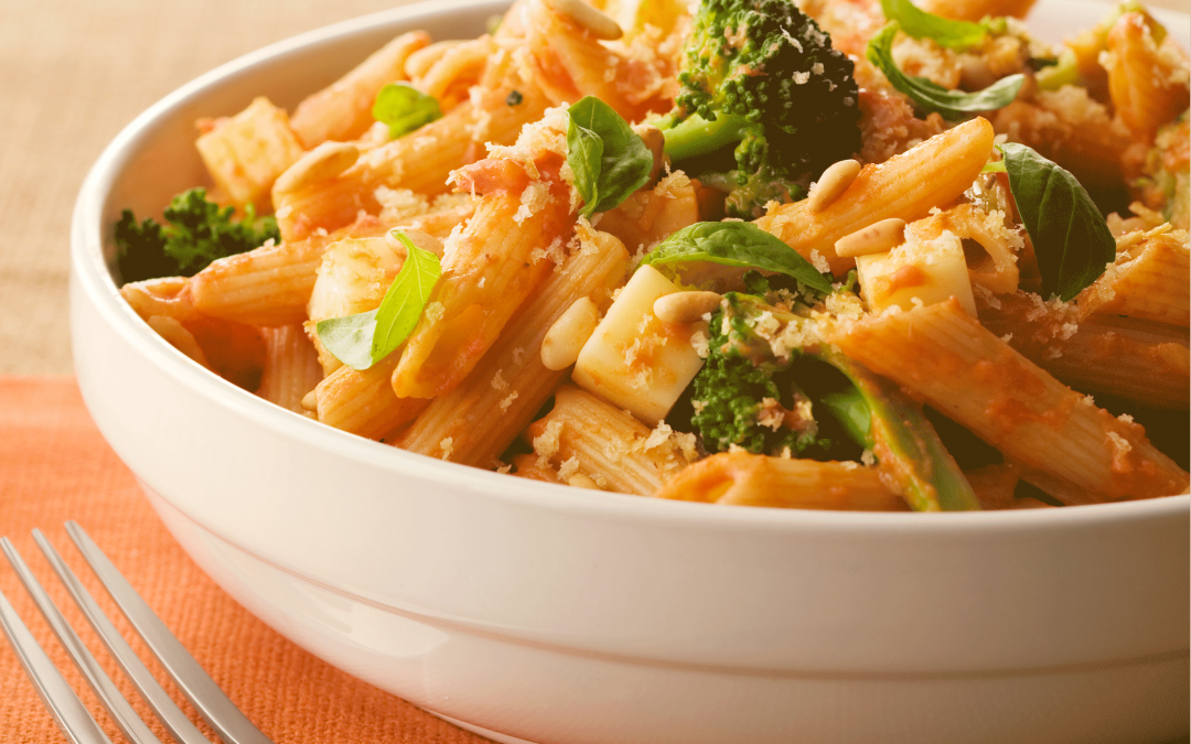 Penne Vodka with Broccoli