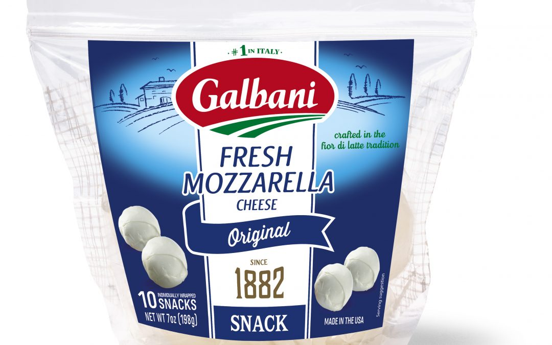Fresh Mozzarella Snacks