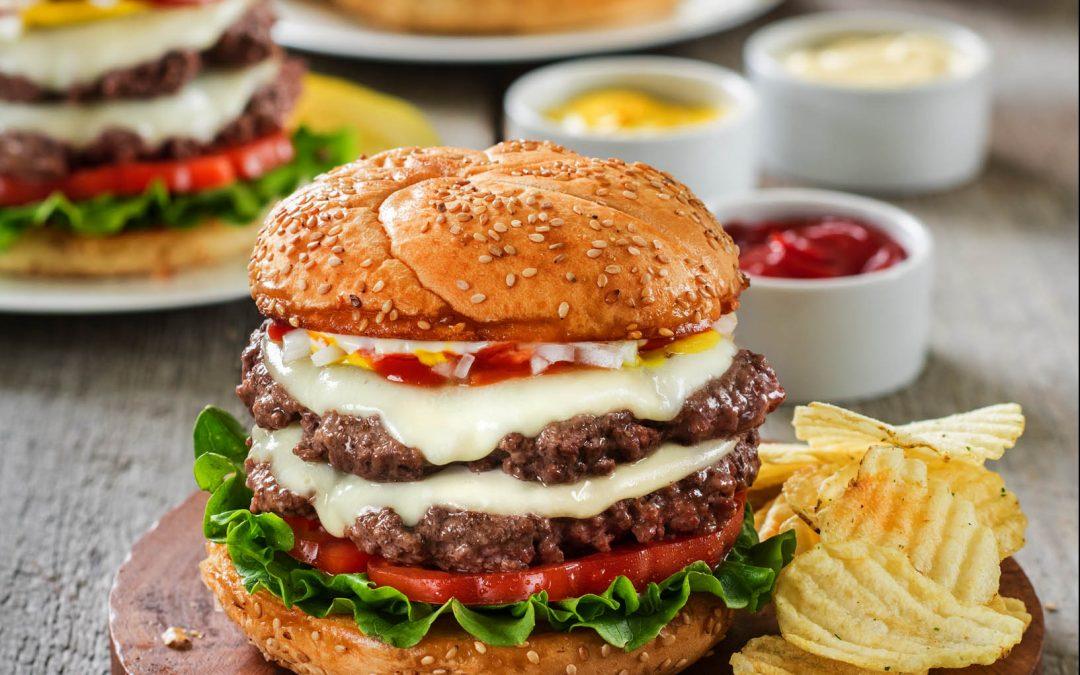 Classic Smash Burger