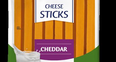 Cheddar Stick Cheese - Galbani Cheese