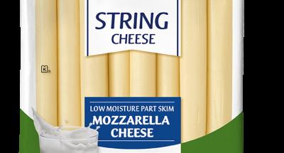 Part Skim Mozzarella String Cheese - Galbani Cheese