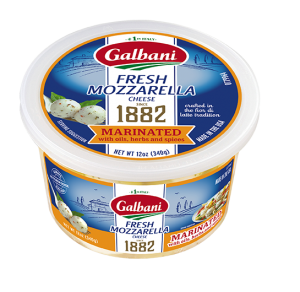 Fresh Mozzarella Marinated - Galbani Cheese