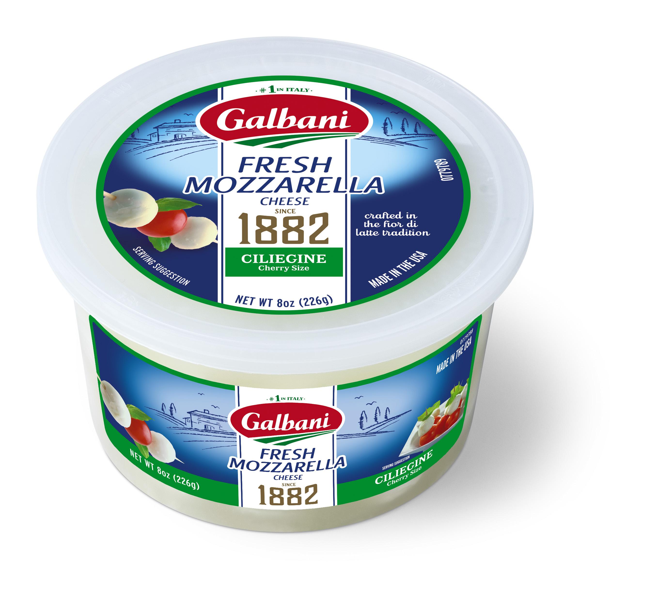 Fresh Mozzarella Ciliegine - Galbani Cheese