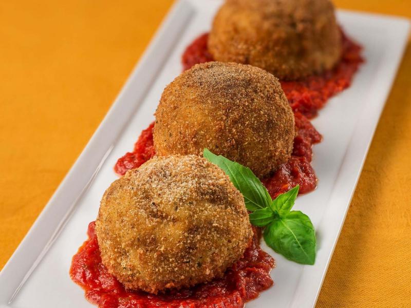 Arancini Balls - Galbani Cheese
