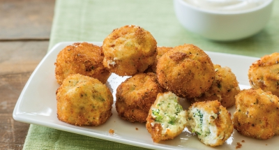 Broccoli Ricotta Bites - Galbani Cheese