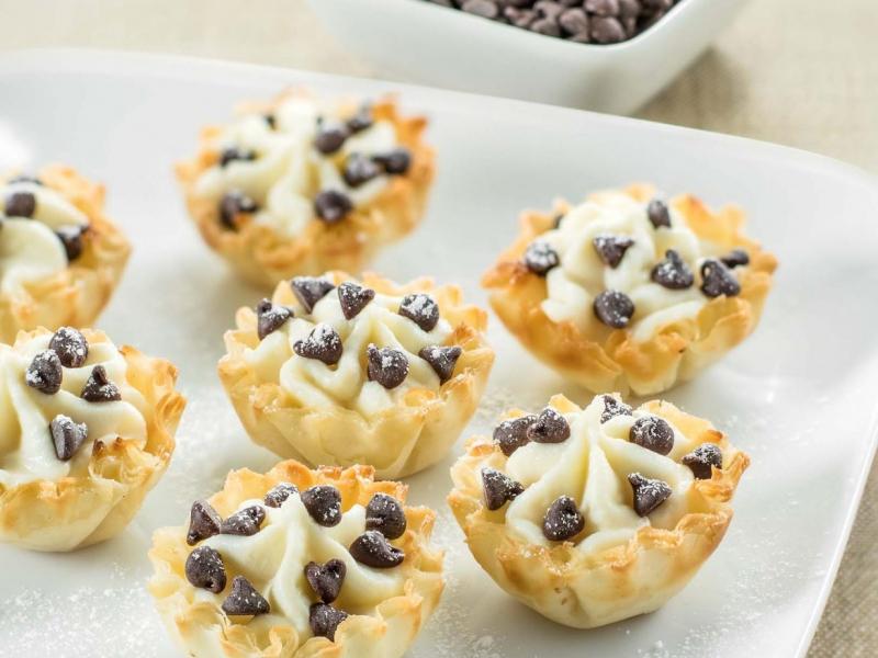 Cannoli Bites - Galbani Cheese