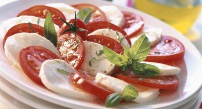 Caprese Salad - Galbani Cheese
