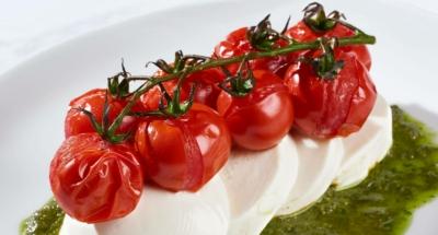 Oven Roasted Caprese - Galbani Cheese