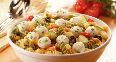 Fresh Italian Summer Pasta Salad - Galbani Cheese