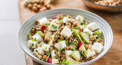 Fresh Mozzarella Farro Bowl - Galbani Cheese