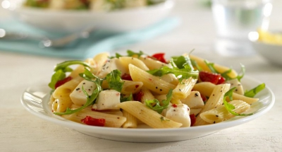 Fresh Penne Salad - Galbani Cheese