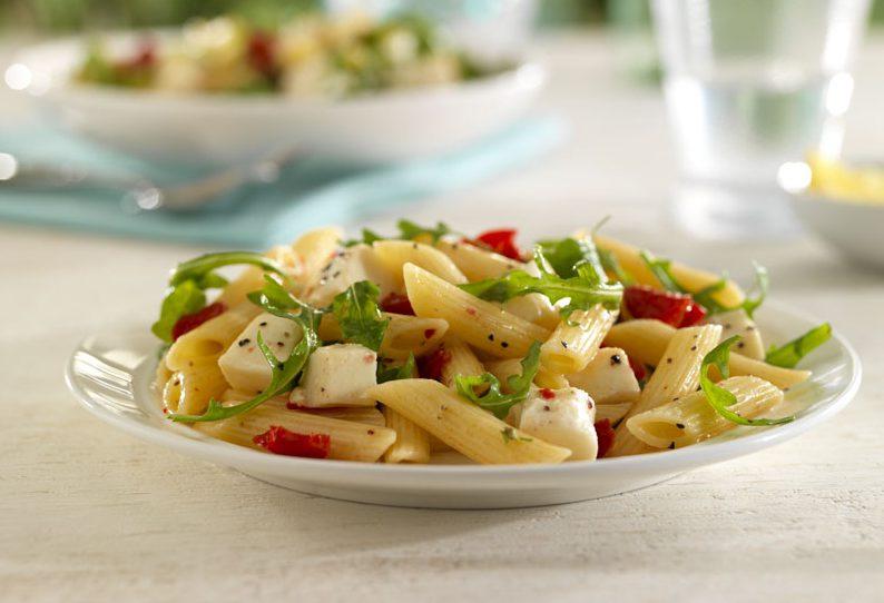 Fresh Penne Salad - Galbani Cheese