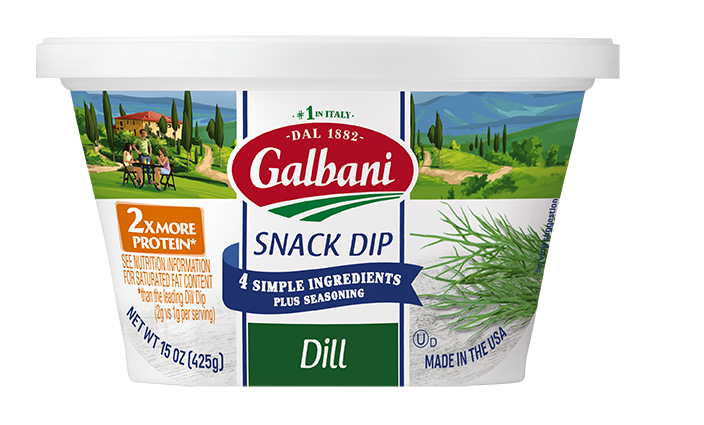 Dill Snack Dip
