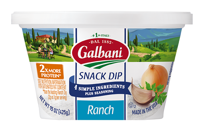 Ranch Snack Dip