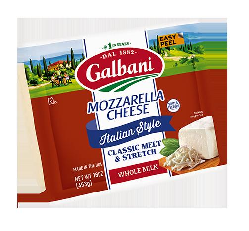 Mozzarella - Galbani Cheese