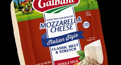 Low Moisture Mozzarella - Galbani Cheese