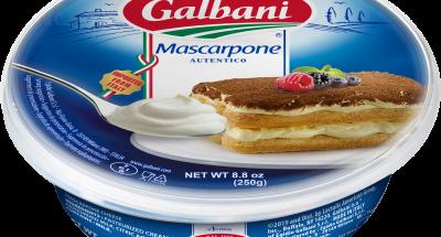 Mascarpone Imported Italian - Galbani Cheese