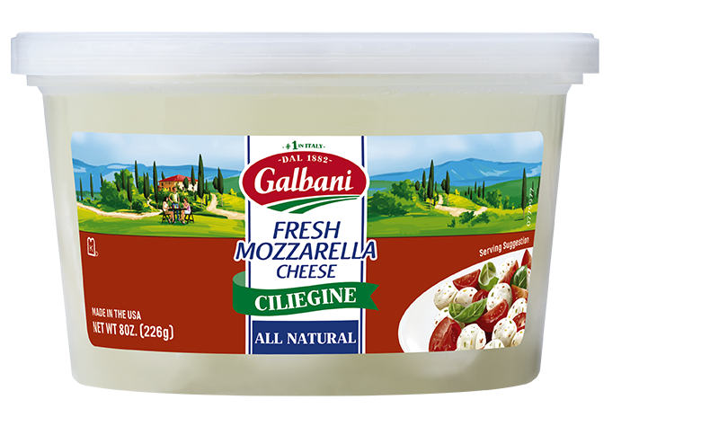 Fresh Mozzarella Ciliegine - Galbani Cheese