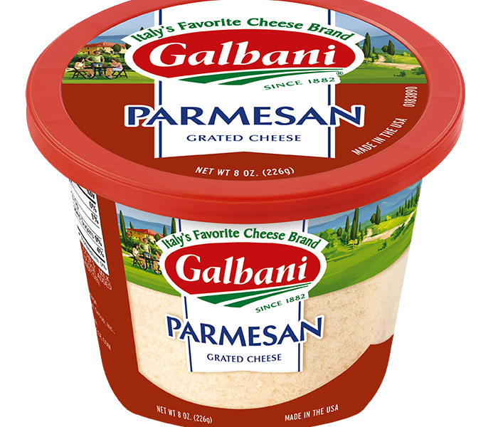 Grated Parmesan - Galbani Cheese