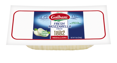 Fresh Mozzarella Medallions - Galbani Cheese