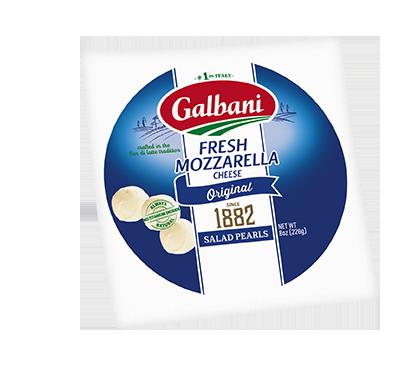 Fresh Mozzarella Salad Pearls - Galbani Cheese