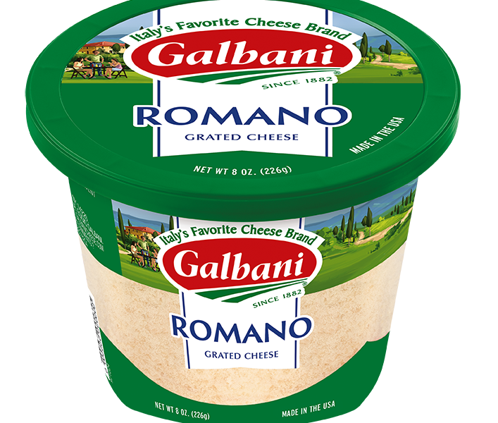 Grated Romano - Galbani Cheese