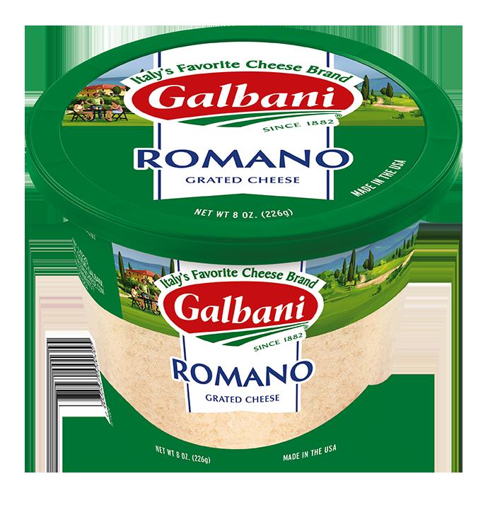 Grated Romano - Galbani Cheese