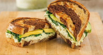 Spinach Pesto with Avocado Grilled Cheese - Galbani Cheese